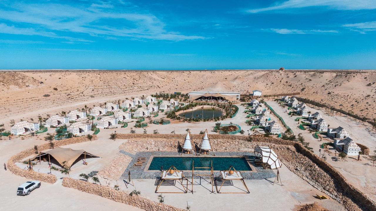 Les Dunes, un dépaysement total