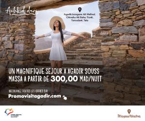 Un magnifique séjour à Agadir Souss Massa