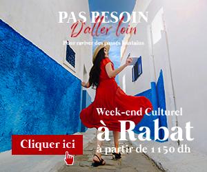 À Rabat… pas besoin d'aller loin